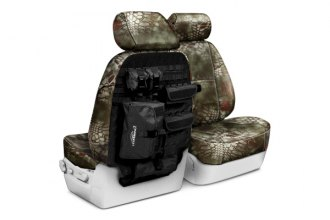 Coverking® CTSCKT02DG9505T - 1st Row Kryptek™ Tactical Custom Mandrake Seat Covers
