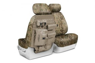 Coverking® CTSCMCFD9641T - 1st Row Multicam Tactical Custom Seat Covers