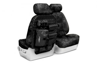 Coverking® CTSCKT06DG7775T - 1st Row Kryptek™ Tactical Custom Typhon Seat Covers