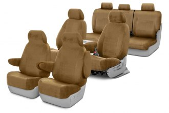 Coverking® - Velour Custom Seat Covers