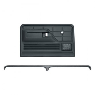 Coverlay® - Dash Cover and Door Panels Combo Kit