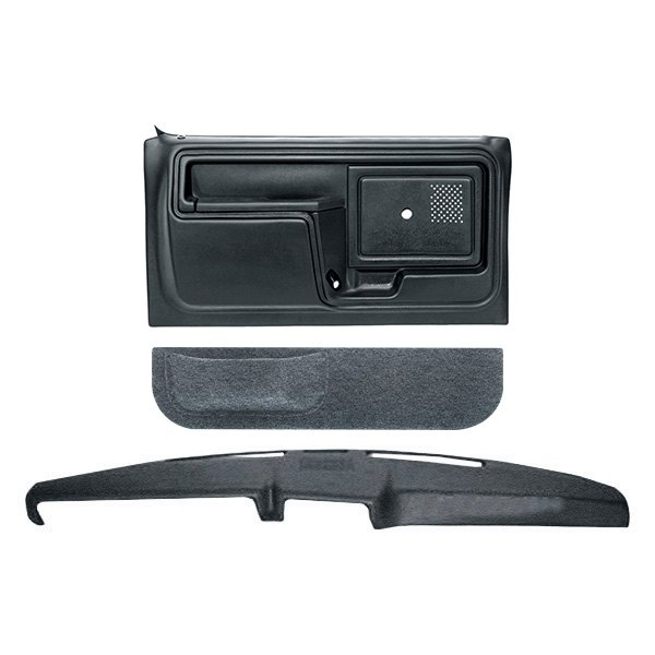 coverlay ford f 150 1985 interior combo kit