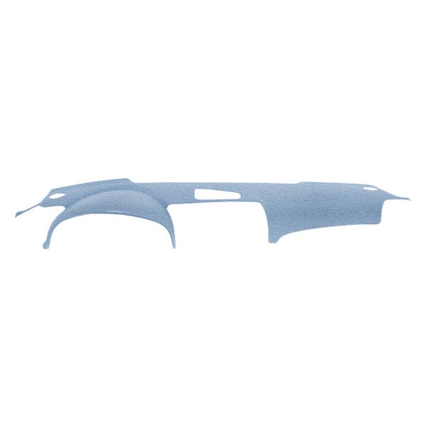 coverlay 30 408 lbl light blue dashboard cover