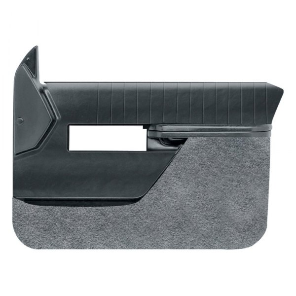 Coverlay® - Dark Gray Replacement Door Panels