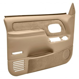 Coverlay® - Front Driver and Passenger Side Door Panel Set