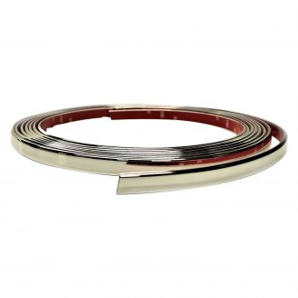 Cowles® - ProtektoTrim™ Dish Chrome Fender Trim