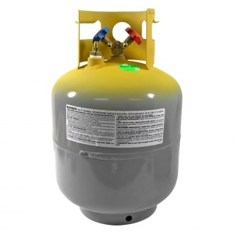"CPS® - Refrigerant Tank with 1/4"" SAE Male Fitiings"
