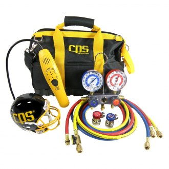 CPS® - A/C Tool Kit with Leak Detector
