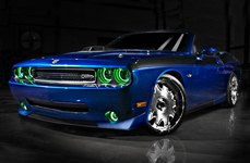 CPX® - Foilers on Tuned Dodge Challenger