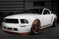 CPX® - Front & Rear Foilers on Ford Mustang