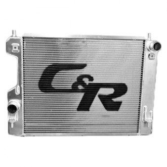C&R Racing® - Crossflow Radiator