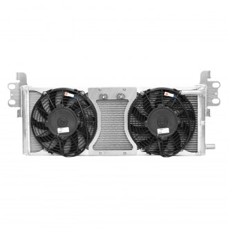 C&R Racing® - Heat Exchanger with Fans