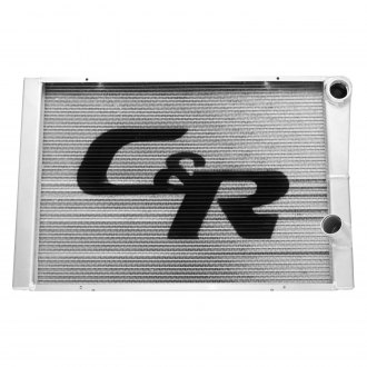 C&R Racing® - Lightweight Double Pass Radiator