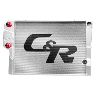 C&R Racing® - Lightweight Radiator with Heat Exchanger