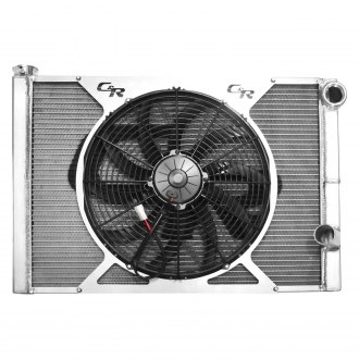 C&R Racing® - Crossflow Radiator Module