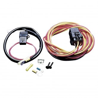 C&R Racing® - Fan Harness With Relay