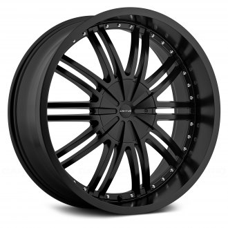 CRATUS® - CR008 Semi Flat Black