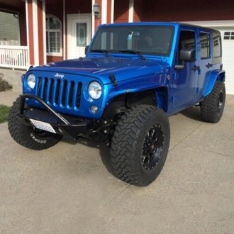 Crawler Conceptz® - Ultra Series Standard Width Front Fenders