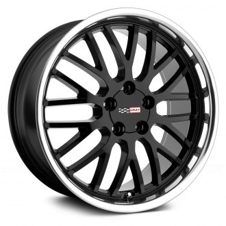 CRAY® - MANTA Gloss Black with Mirror Cut Lip