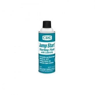 CRC® - Jump Start Fluid with Lube 11 oz