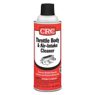 CRC® - Throttle Body Air-Intake Cleaner 12 oz