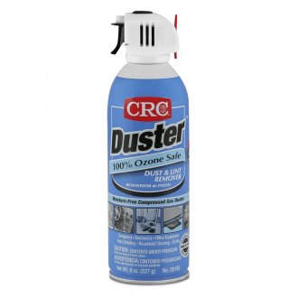 CRC® - Duster™ Moisture-Free Dust and Lint Remover 8 oz