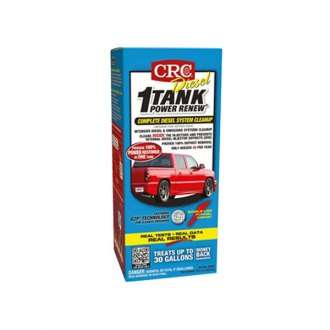 CRC® - 1-Tank Power Renew™ Complete Diesel System Cleanup