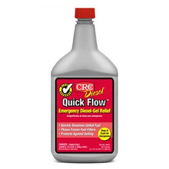 CRC® - Quick-Flow™ Emergency Diesel Gel Relief 1 Quart