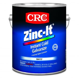 CRC® - Zinc-It™ Zinc Rich Instant Cold Galvanize Coating 1 Gallon