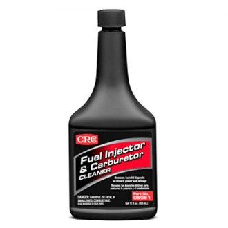 CRC® - Fuel Injector and Carburetor Cleaner 12 oz