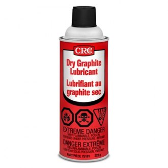 CRC® - Dry Graphite Lubricant