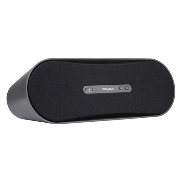 Creative MF8090AA001 D100 Black Portable Wireless Bluetooth Speaker