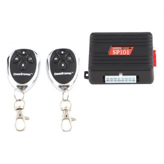 Crimestopper® - 1-Way Alarm and Keyless Entry System