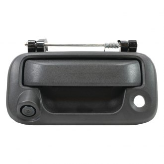 Crimestopper® - Black Tailgate Handle Color Camera