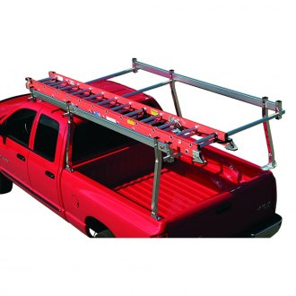Cross Tread® - Aluminator™ Bed Rail Mount Truck Rack