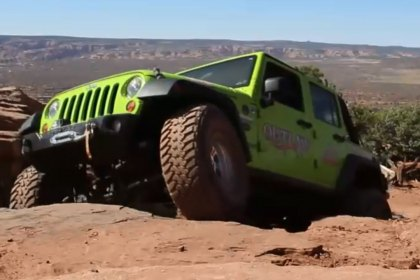 Crown® Jeep Adventures (HD)