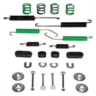 Crown® - Rear Drum Brake Hardware Kit