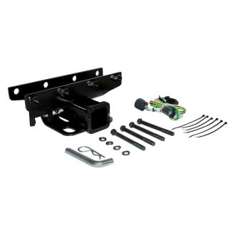 Crown® - Class 1 Trailer Hitch with Receiver Opening