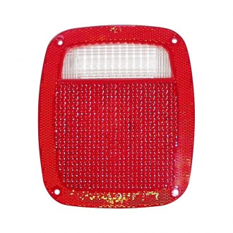 Crown® - Replacement Tail Light Lens
