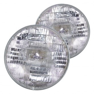 Crown® - Round Factory Style Sealed Beam Headlights