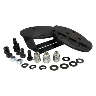 Crown® - Black Spare Tire Spacer