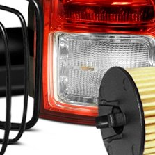 Crown® - Replacement Tail Lights