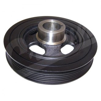 Crown® 2312425000 - Rubber/Aluminum Harmonic Balancer