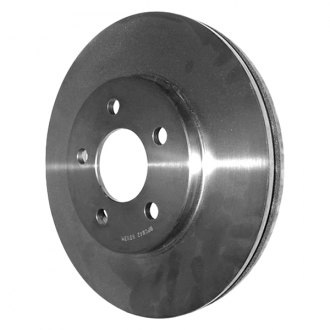 Crown® - 1-Piece Front Brake Rotor