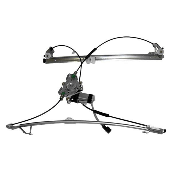 Crown® - Front Driver Side Power Window Regulator Assembly