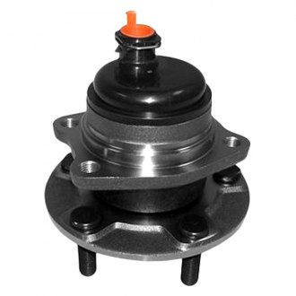 Crown® - Rear Wheel Bearing and Hub Assembly