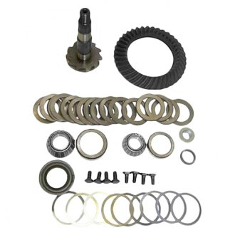 Crown® - Rear Ring and Pinion Gear Set
