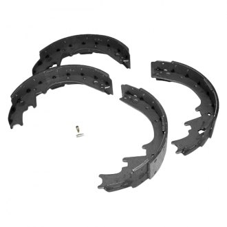 Crown® - Rear Drum Brake Shoe and Lining