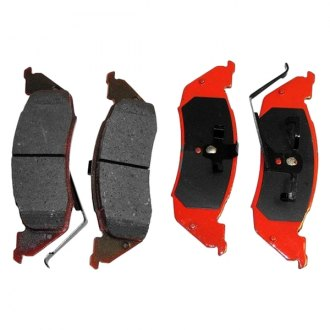Crown® - Front Brake Pad Set