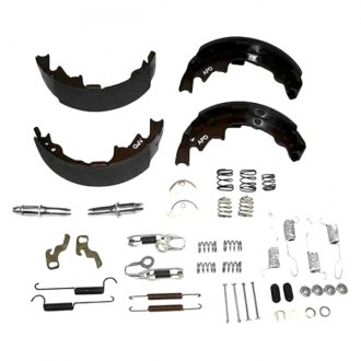 Crown® - Rear Drum Brake Shoe Set Master Kit